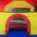 Castle Moon Bounce - Entrance