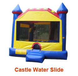 Castle Water Slide