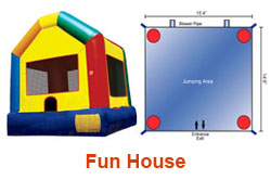 Fun House Rental