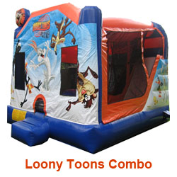 Loony Toons Combo Unit Rental