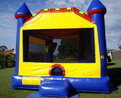Castle Combo Unit Rental Bounce House Rentals Rent A