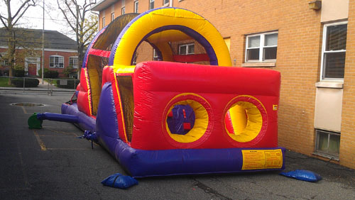 Pottstown Obstacle Course Rental