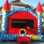 Blue Camelot Castle 1