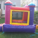 Mini Castle Moonbounce