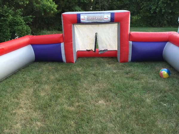 Inflatable Soccer Rental