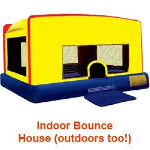 Indoor Moon Bounce Rental