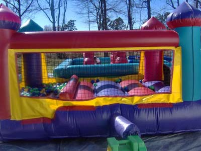 Toddler Bounce Amp Ball Pit Combo Rental Jason S Jumpers