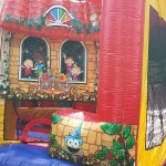 club house combo inflatable