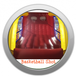 Basketball Shot Inflatable
