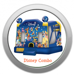 Disney Combo Inflatable
