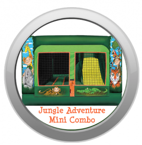 Jungle Adventure Mini Combo