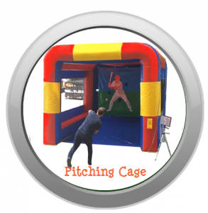Pitching Cage Inflatable