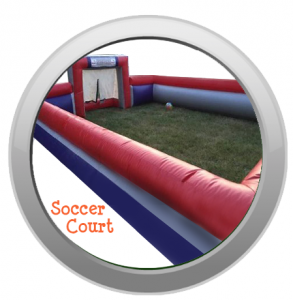 Soccer Court Inflatable