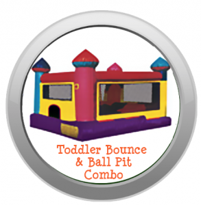 Toddler Bounce and Ball Pit