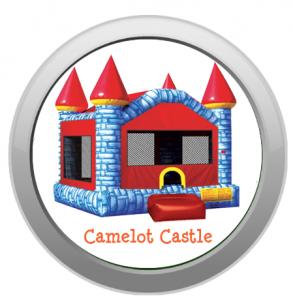 Camelot Castle Moon Bounce Rental