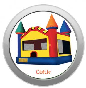 Castle Moon Bounce Rental