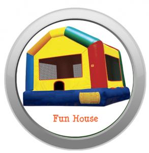 Fun House Moon Bounce Rental