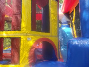 Backyard Castle Combo Rental