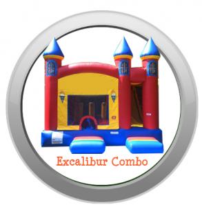 Excalibur Combo Bounce Rental