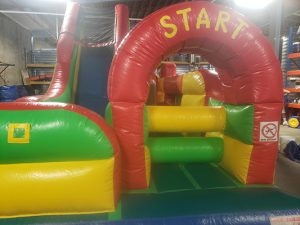 Toddler Obstacle Course Rental
