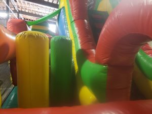 Kids Obstacle Course Rentals