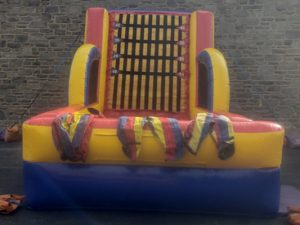 velcro wall inflatable