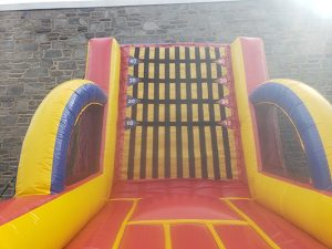 velcro wall from front