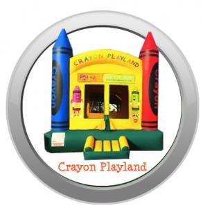 Crayon Playland Bounce House