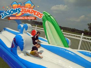 dual slip & slide rental