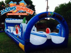 dual slip and slide rentals