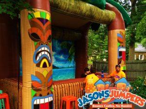 Inflatable Tiki Bar Rentals