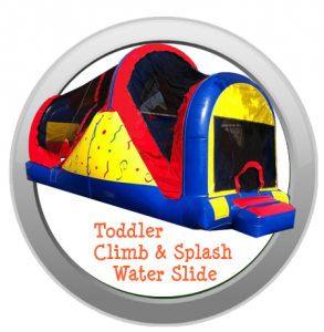 toddler water slide rentals