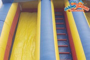 20 foot dual lane slide rental