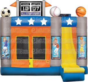 all-star bounce and slide