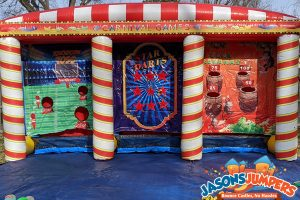 Inflatable Carnival Games for Rent