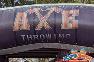 Axe Throwing for Children