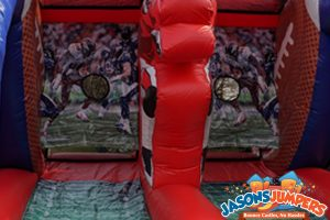 Inflatable Football Toss Games