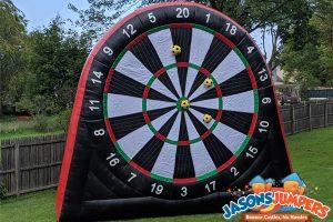 Soccer Dart Board Rentals