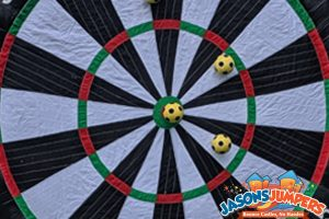 Soccer Dart Board Rental
