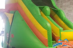rent a sports inflatable slide