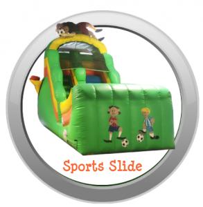 sports slide rental