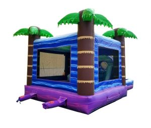 tropical combo bounce area