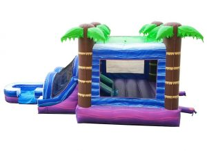 tropical combo inflatable units