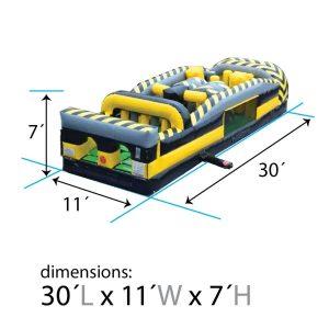 7 element dimensions