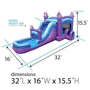 mega marble dimensions
