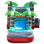 Mega Tropical Fire Slide